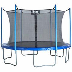 Upper Bounce 12ft Trampoline & Enclosure Set