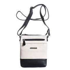 Stone And Co North-South Slip Pocket Pebble Leather Mini Crossbody Bag