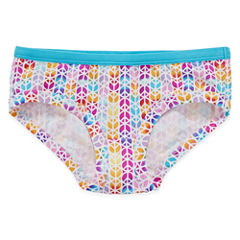 Total Girl® Multi-Peace Hipster Panties - Girls 4-16