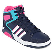 adidas® BB9TIS Girls Basketball Shoes - Big Kids