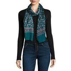 V. Fraas Paisley Scarf
