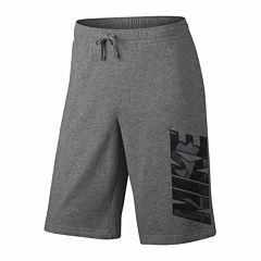 Nike Knit Workout Shorts