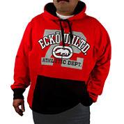 Ecko Unltd Long Sleeve Knit Hoodie Big and Tall