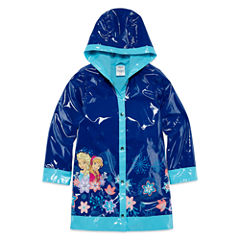 Disney Girls Frozen Raincoat-Big Kid
