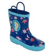 Disney Rain Boots-Girls