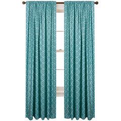 Alex Rod-Pocket Curtain Panel