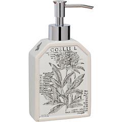 Creative Bath™ Sketchbook Botanical Toile Soap Dispenser