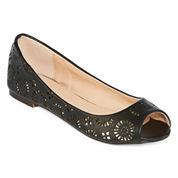 GC Shoes Pluma Womens Ballet Flats