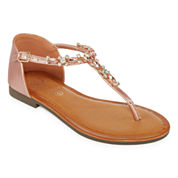 GC Shoes Lola Womens Flat Sandals