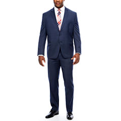 Collection by Michael Strahan Navy Tic Suit Separates - Big & Tall