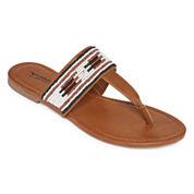Arizona Hope Womens Flat Sandals