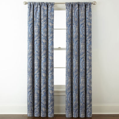 royal velvet florence room darkening rodpocket backtab curtain panel