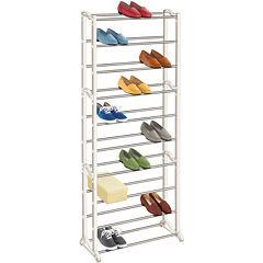 LYNK® 30-Pair Shoe Rack