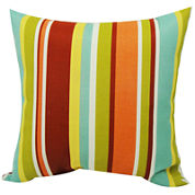 Piper Stripe Outdoor Pillow