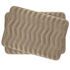 Bounce Comfort Waves Memory Foam 17x24