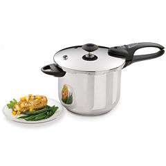 Presto® 6-qt. Stainless Steel Pressure Cooker