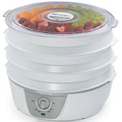 Presto® Dehydro™ Electric Food Dehydrator With Adjustable Temperature Control