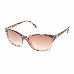 Nicole By Nicole Miller Cat Eye Cat Eye UV Protection Sunglasses