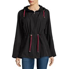 Details Parka In A Pocket Raincoat