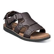 Nunn Bush® Boardwalk Mens Strap Sandals