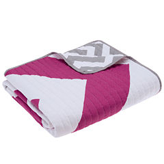 Mi Zone Virgo Oversize Quilted Throw