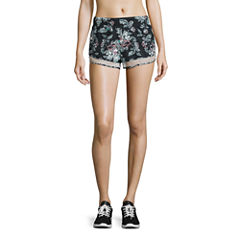 Inspired Hearts Workout Shorts Juniors