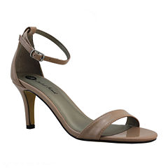 Michael Antonio Ramos Patent High-Heel Sandals