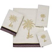 Avanti Oasis Palm Bath Towels