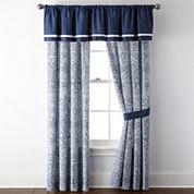 Liz Claiborne® Arabesque 2-Pack Curtain Panels