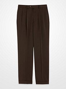 Chocolate Brown Pants w/ tan SC?
