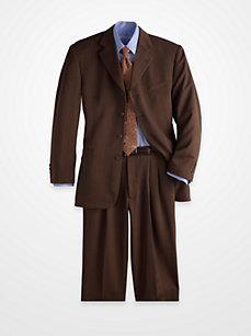 Zandello Brown Suit