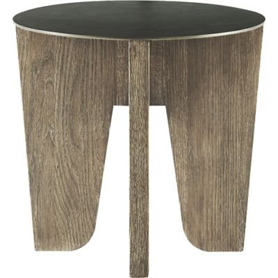 Awesome Barbara Barry Coyote Side Table