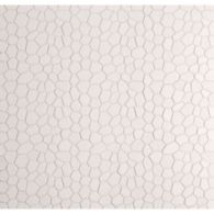 Rythme Cobble Mosaic in Bianco