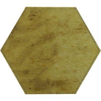 "12"" x 12"" hex field in golden maple"