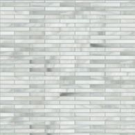 small reed mosaic in rain cloud, transparent smoke, silver iridized and light smoke