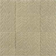 "4"" x 6"" quill field in sandstone matte"