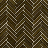"3/4"" x 4"" herringbone mosaic in camel blend"