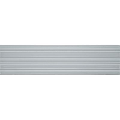 "1-1/2"" x 6"" large liner trim in pewter gloss"