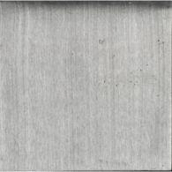 "4"" x 4"" surface bullnose in brushed aluminum"