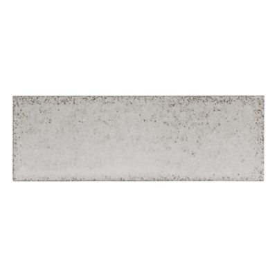 "lava calda 3"" x 9"" rectangle field in rustic griege"