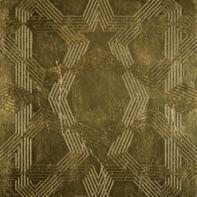 """16"""" x 16"""" riad field in gold"""