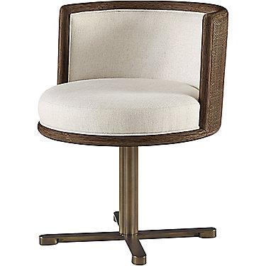 Barbara Barry Canyon Swivel Dining Chair