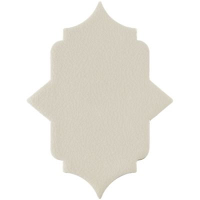 "4-1/4"" x 6"" marrakech 1 field in cream crackle"