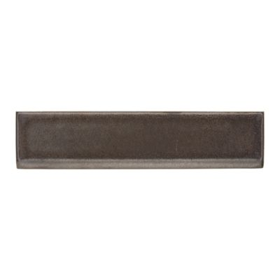 "1-7/8"" x 7-3/4"" surface bullnose in bronze"