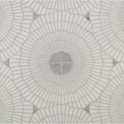 aquaria mosaic in thassos and carrara