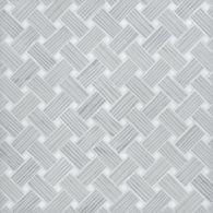 barriche mosaic in carrara and thassos