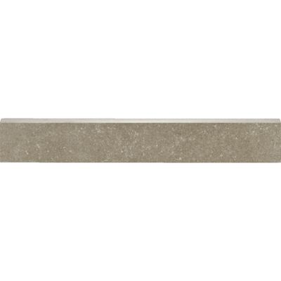 "2-7/8"" x 17-3/8"" surface bullnose trim in bark"