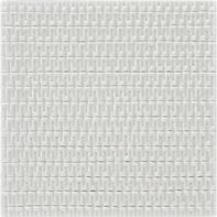 """6"""" x 6"""" in & out field in bright white matte"""