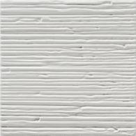 """6"""" x 6"""" raffia field in bright white matte"""