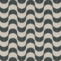 "Union Brasilia 48"" x 48"" pattern repeat in Xylem Ebony and Xylem Beach"